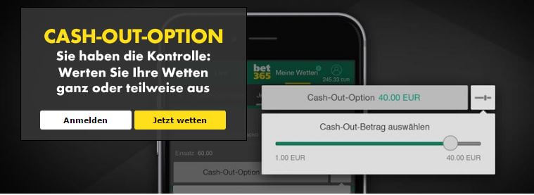 bet365 cash out erklärung