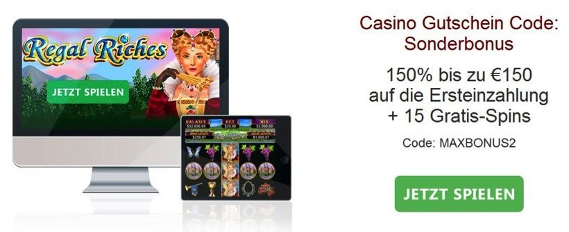 Coupon Bonus Golden Euro Casino