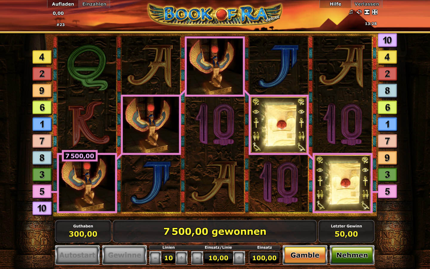 Play Garden of Riches Slot Game Online | OVO Casino