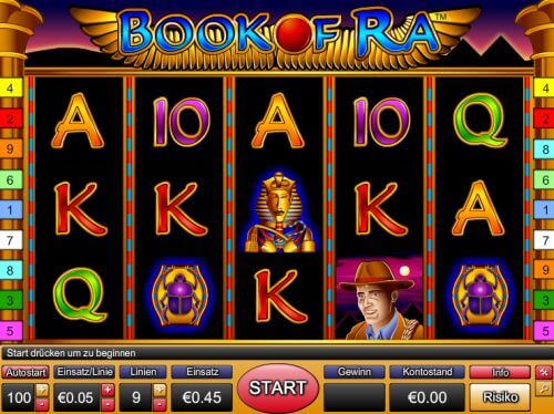 casino bet online book of ra 2