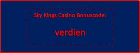 Sky Kings Casino Einzahlung